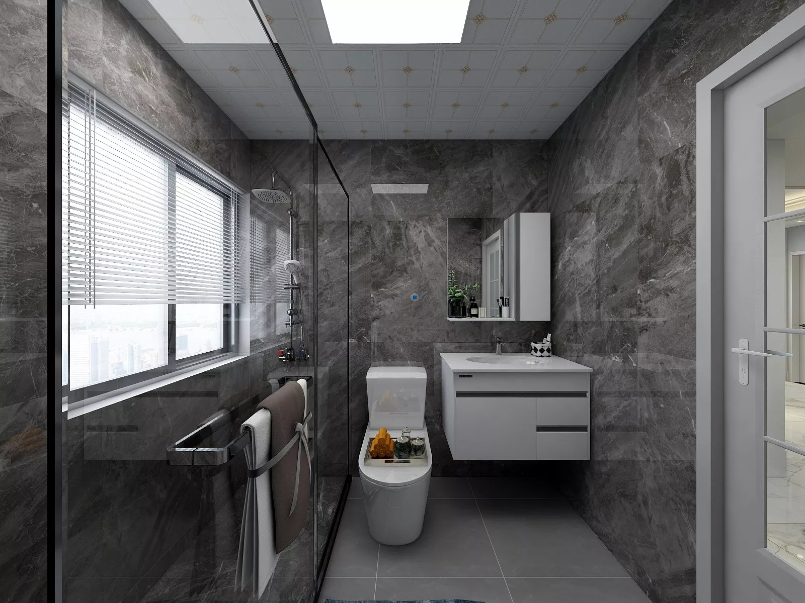 浴室柜防潮要怎么做
