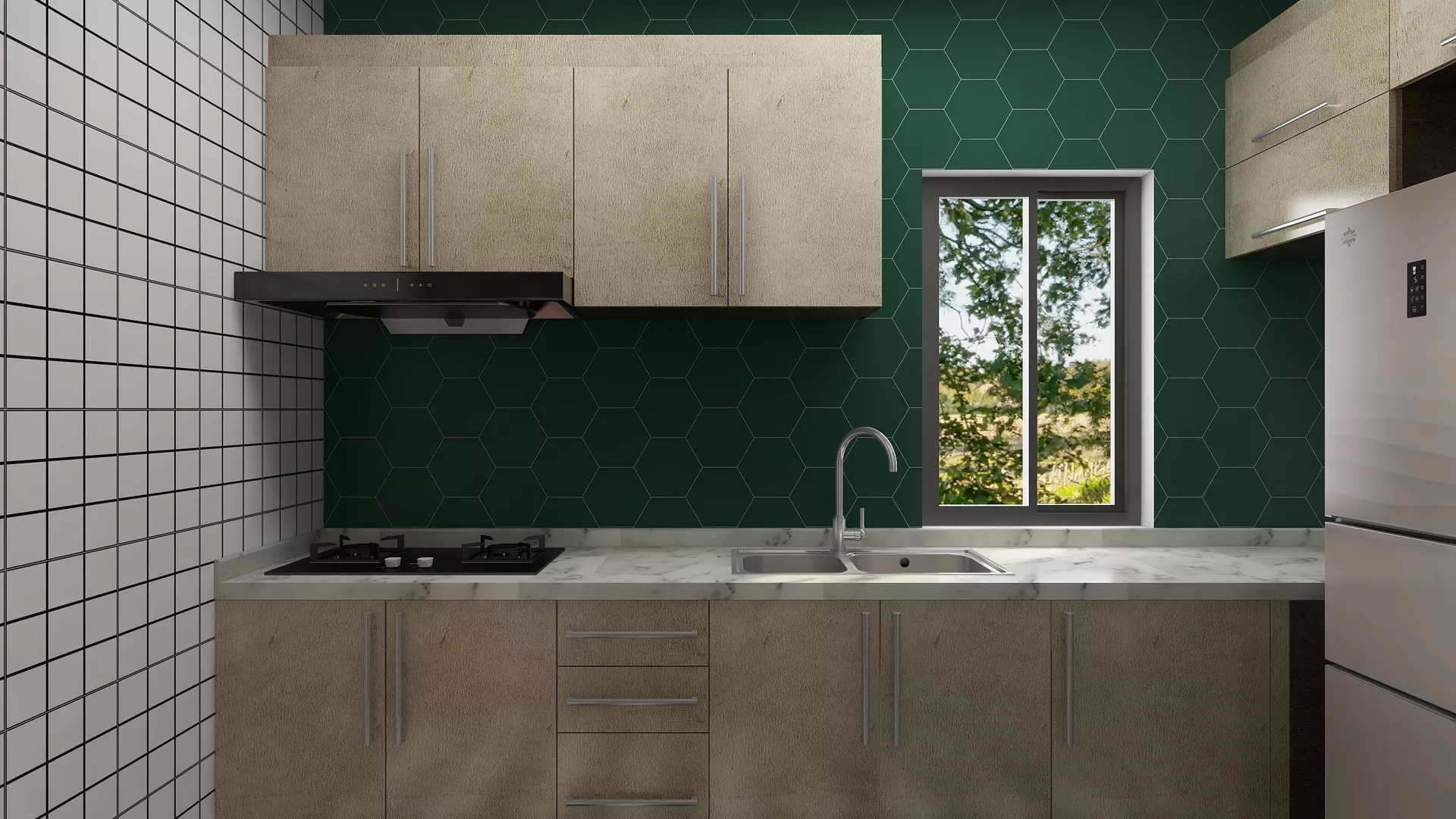 卫生间除了瓷砖还能用什么装饰材料?