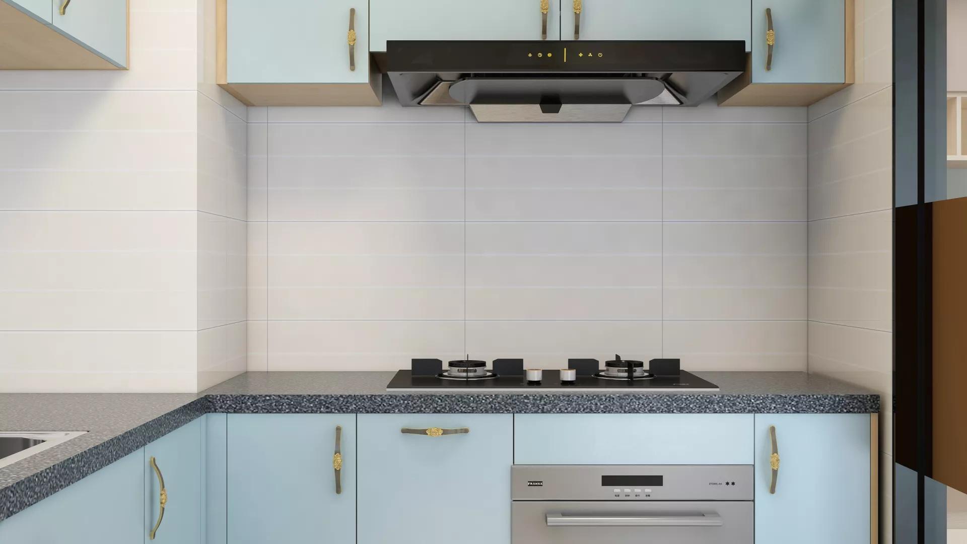 小厨房装修这六大技巧 不容错过哦!