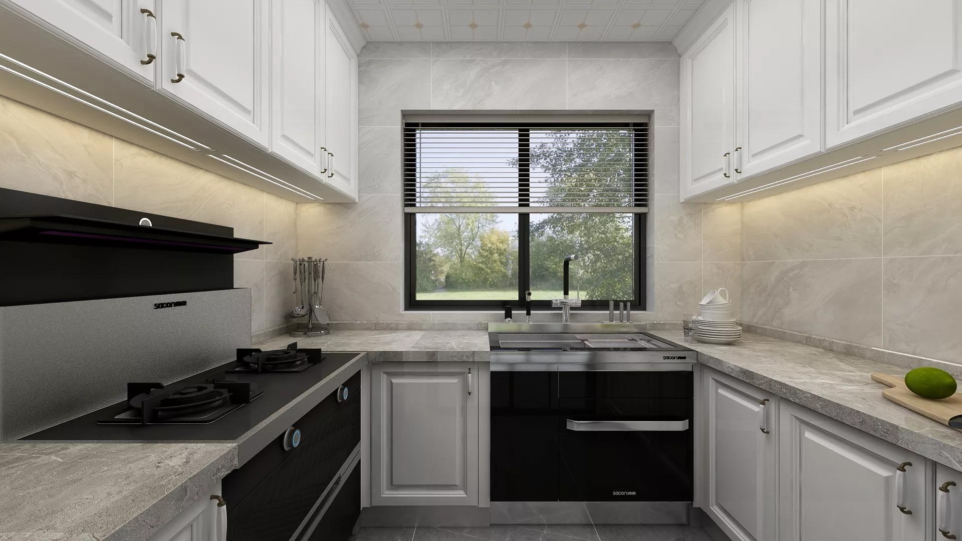厨房装修有哪些要点不容忽视?