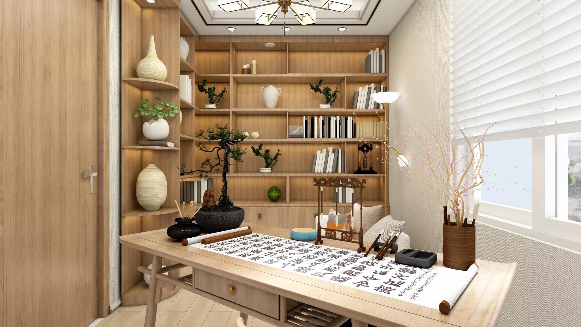 89平现代简约风格客厅装修设计