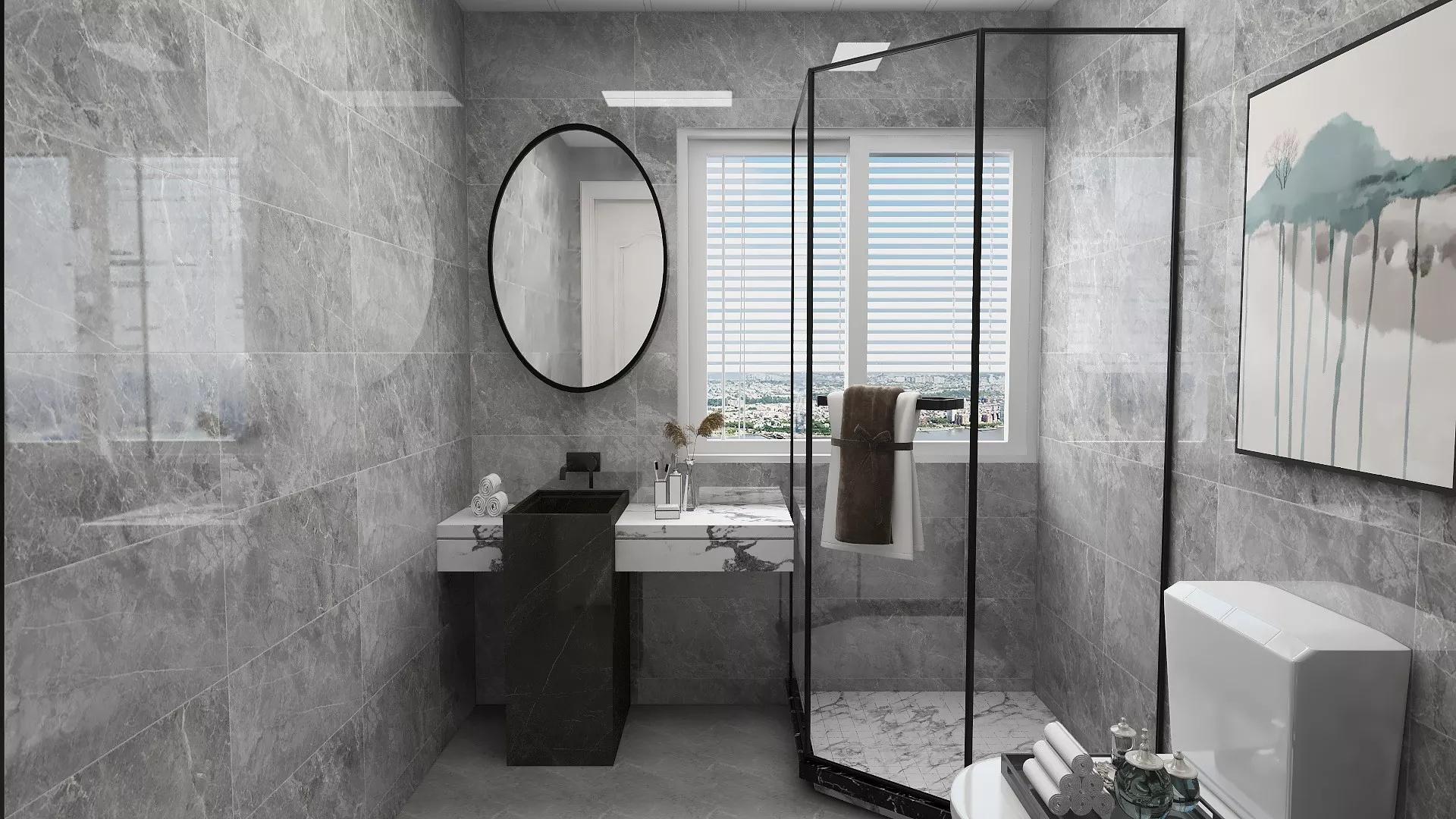 欧式风格大气时尚型客厅装修效果图