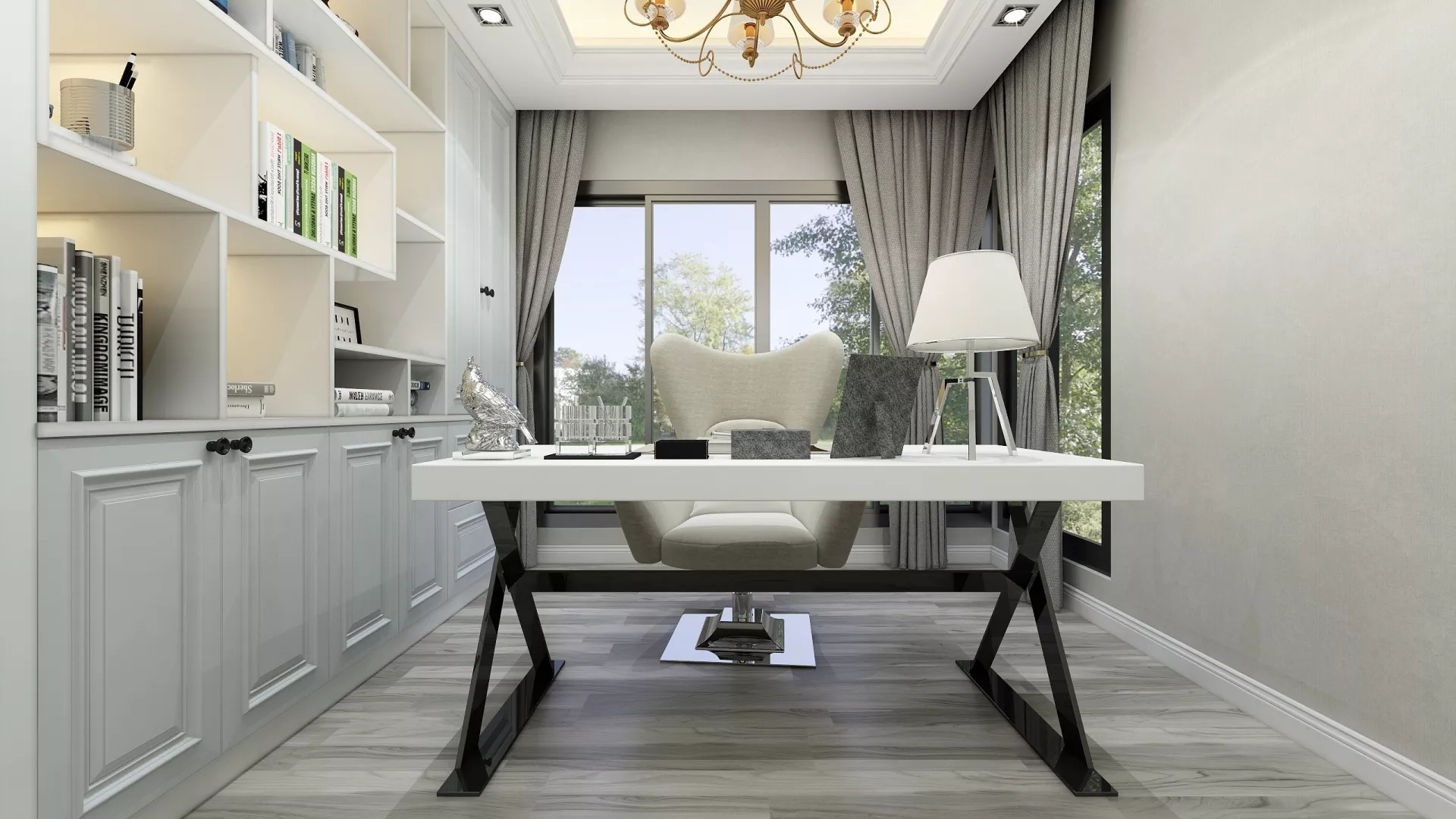 浅色地板怎么保养?浅色地板保养方法