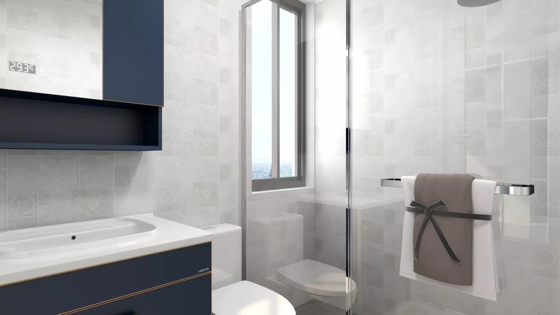 140平简约美式风格舒适温馨的古典客厅装修效果图