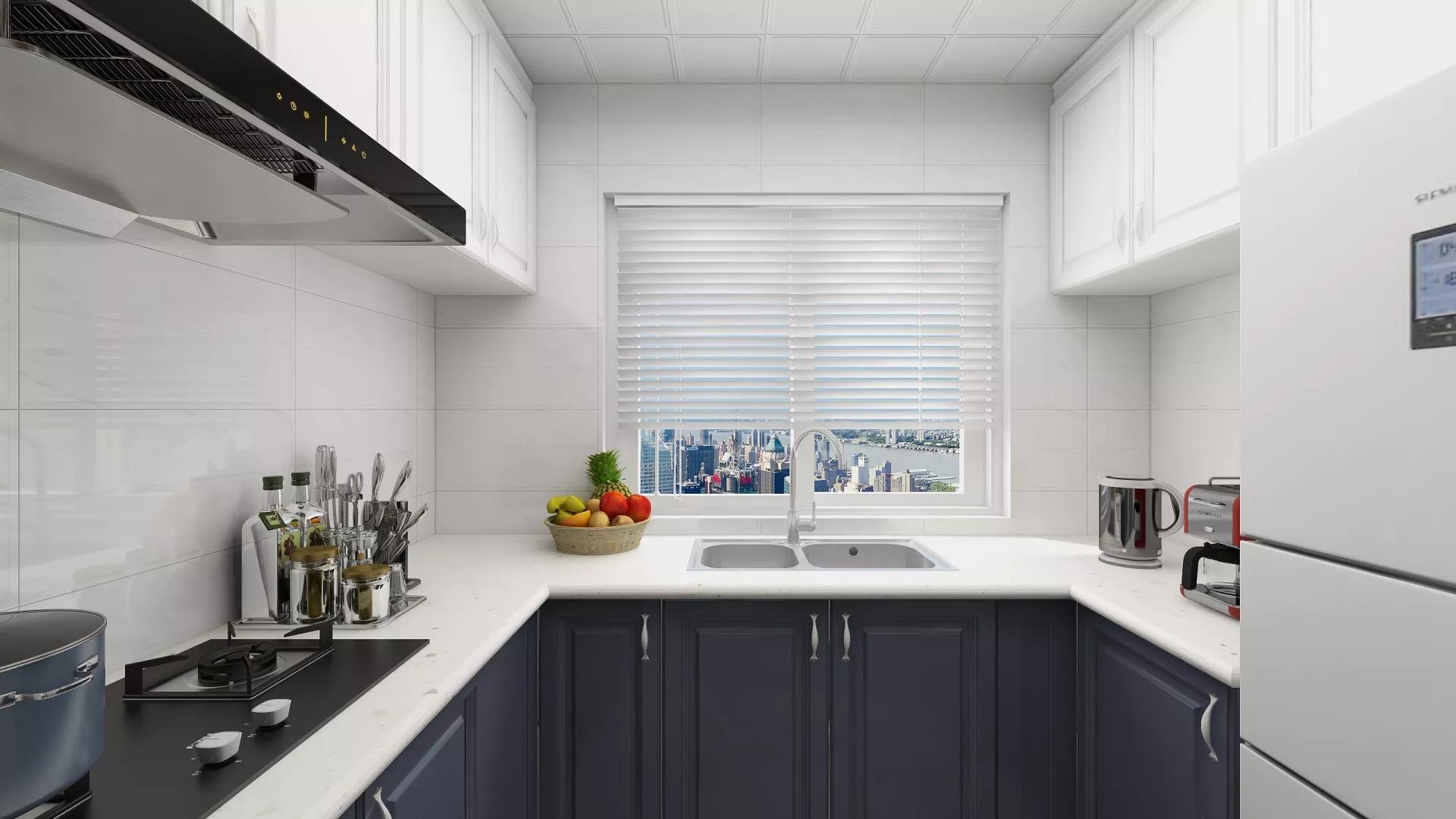 宜家风格温馨实用型客厅装修效果图