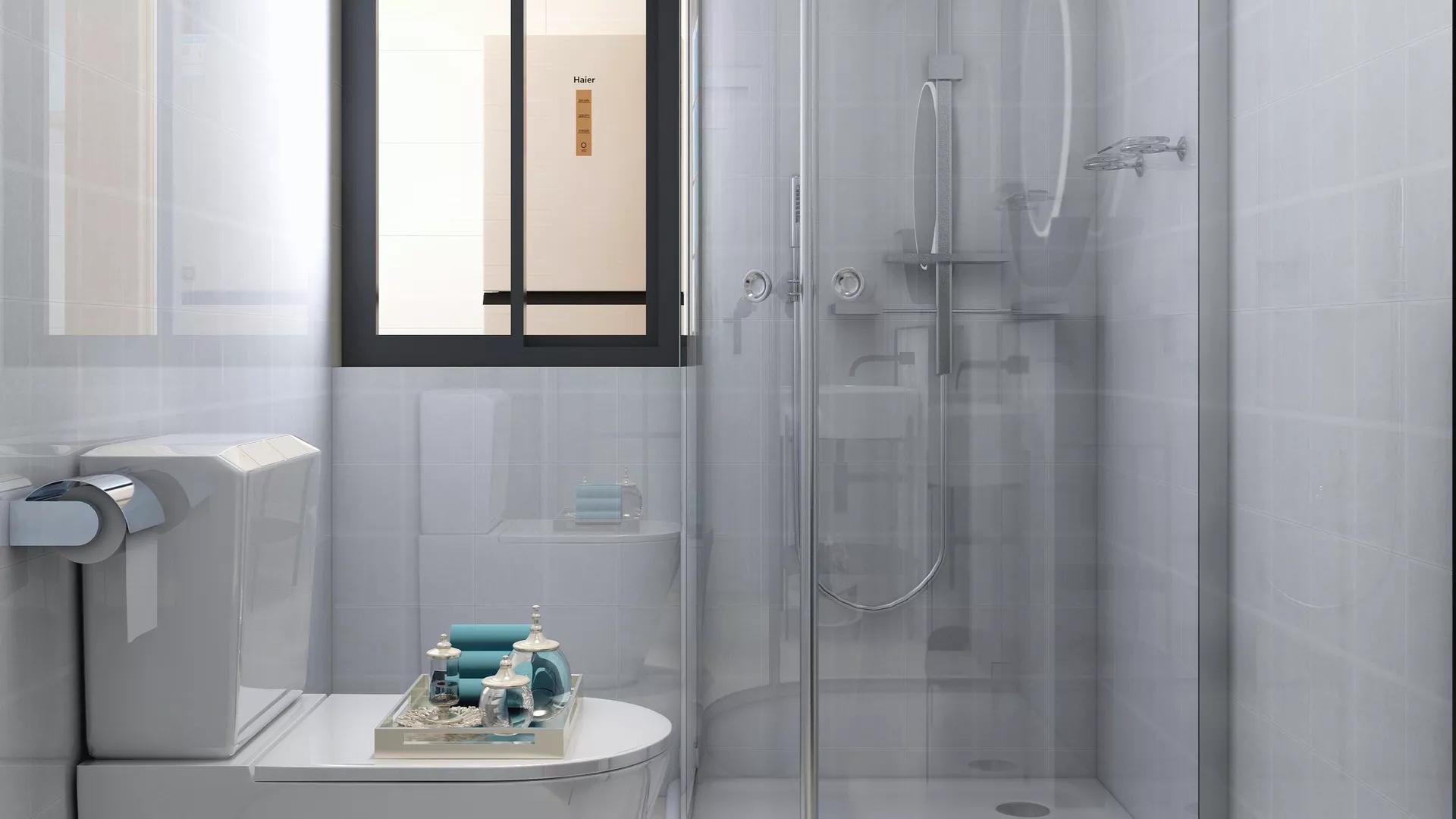 112平北欧风公寓装修设计效果图