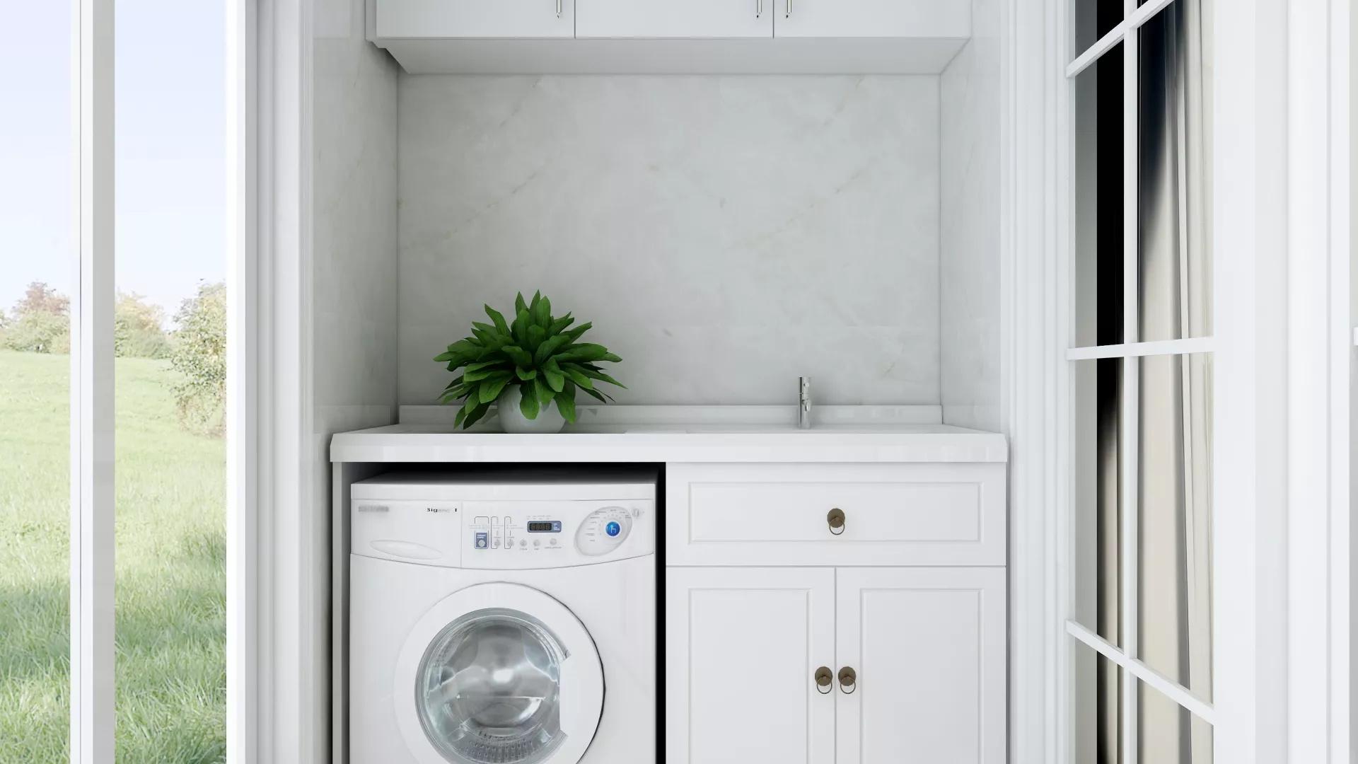 优雅英式公寓简欧风格装修效果图