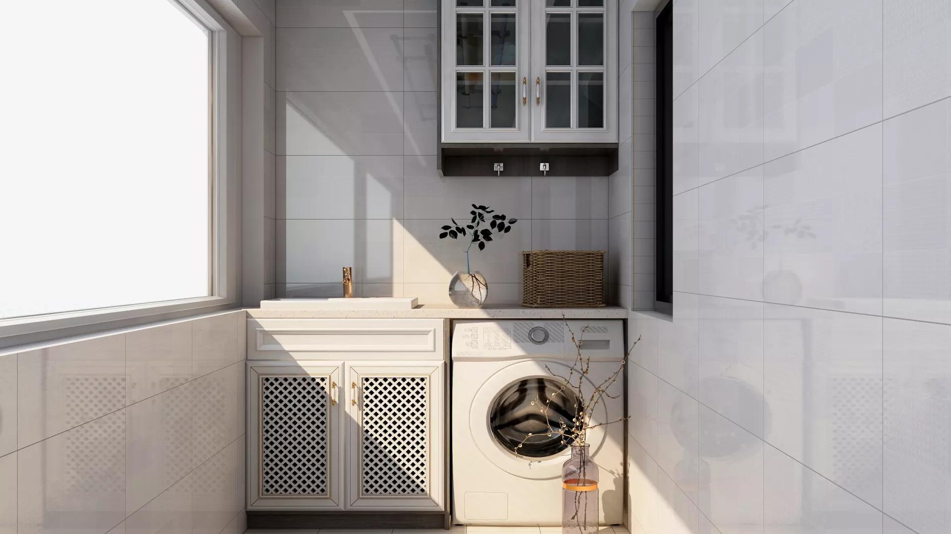 北欧风格混搭二居室设计装修效果图