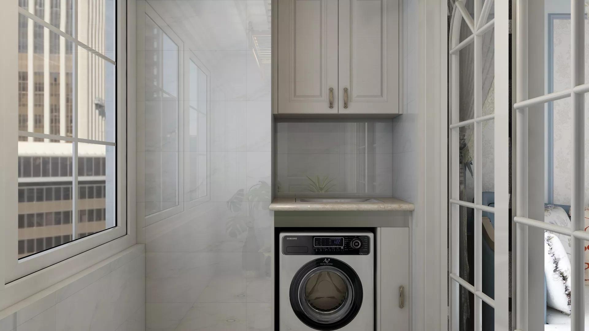 89㎡北欧风格现代家居三居室装修效果图