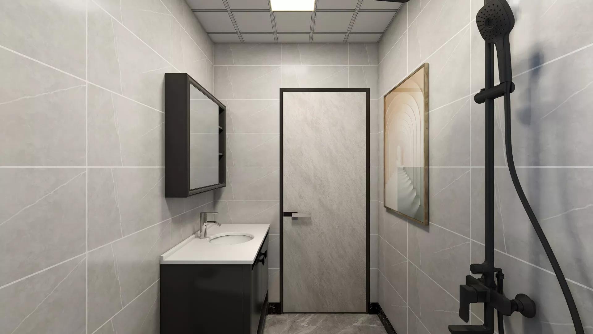 温馨简洁风格客厅装修效果图