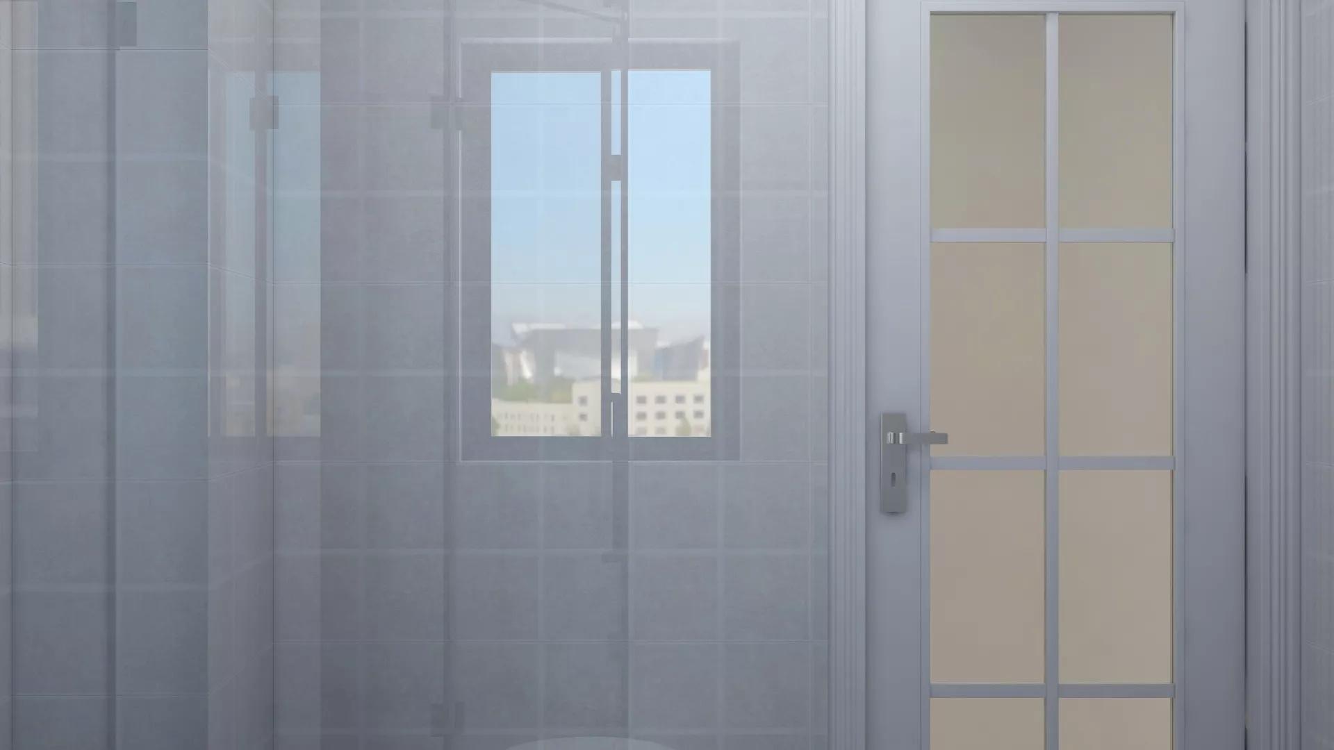 现代质韵二居室装修设计效果图